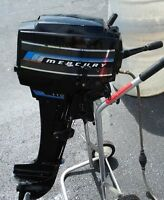 Wanted: Outboard Motor