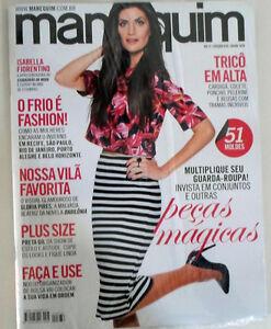 MANEQUIM  BRAZILIAN MAGAZINE 676 - JULY 2015