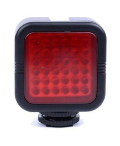 NEW Rechargeable 36 LED Infrared Night Vision Camera Light AC Power Illuminator