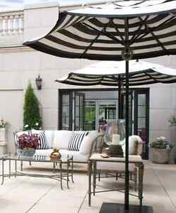 Looking for: patio umbrella and stand