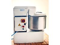 USED COMMERCIAL BROOKS HI SPEED SPIRAL DOUGH MIXER - 3 PHASE