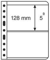 Confezione Da 5 Fogli Serie Vario 2 Tasca Nero - Ditta Leuchtturm -  - ebay.it