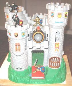 Fisher Price #7110 Great Adventures Castle Saint-Hyacinthe Québec image 1