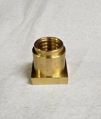 Hobart Mixer 80 Qt M802 140 Qt V1401 Brass Bowl Lift Nut 00-068322.  68322