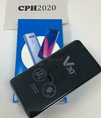 Unlocked New LG V30 H931 64GB AT&T GSM World Phone - Silver & Black Color](lg v30 unlocked deals)