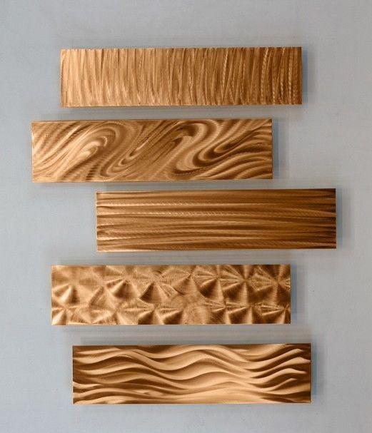 Statements2000 3d Modern Metal Wall Accent Art Sculpture