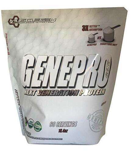 Genepro Protein Powder, Unflavored, 60 servings