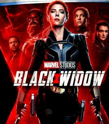 Black Widow [DVD] [2021]**** NEW***** FREE SHIPPING!!!