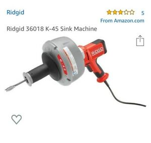 Ridgid Drain | Best Local Deals on Tools, Mechanics, Gadgets