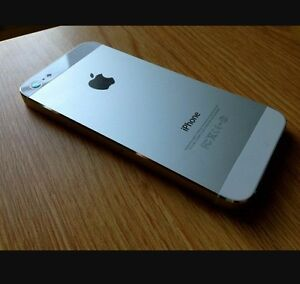 White Iphone5 mint shape no charger