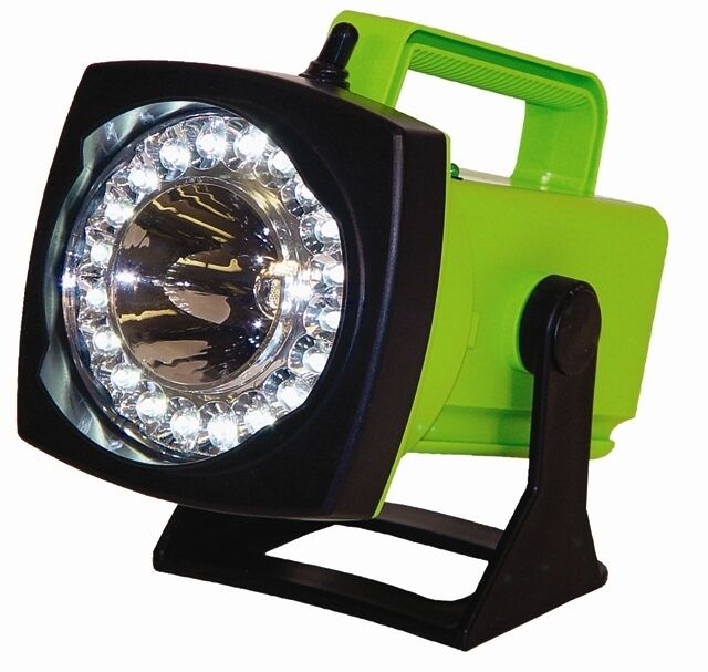 SHO-ME SPOT-FLOOD LED RECHARGEABLE LIGHT - AC CHARGER (HOUSE PLUG-IN)