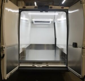 Refrigeration Van Conversion