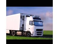 HGV Refrigerated owner Driver wanted!