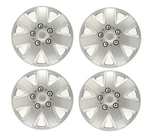 16 INCH ALLOY LOOK CAR WHEEL TRIMS COVERS HUB CAPS fit FORD FIESTA  FOCUS MONDEO