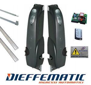Kit automazione automatismo porta basculante garage box for Finestra basculante