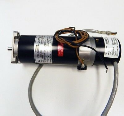Tamagawa DC Servomotor m. Encoder TS3098NI0IE7  31.3V 4A 80W  - used - (Dc-servo-motor)