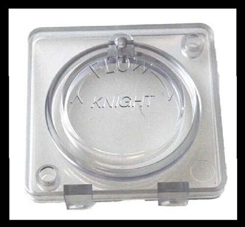 KNIGHT MANUFACTURING LAUNDRY CHEMICAL PUMP FACE PLATE,  MODEL KP-500, T-50E