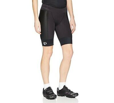 *NEW* PEARL IZUMI Women's Elite Pursuit Tri Shorts, Black, M, BH1564