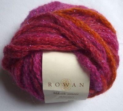 Rowan Broschüre Kaffe/'s Cotton Colours 1 St ZB216 engl//deutsch