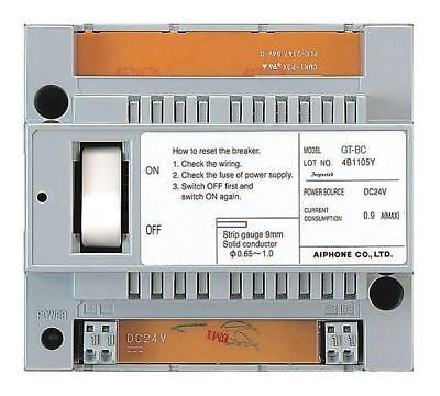 NEW Aiphone GT-BC Audio Bus Control Unit for GT Series Multi-Tenant Entry System