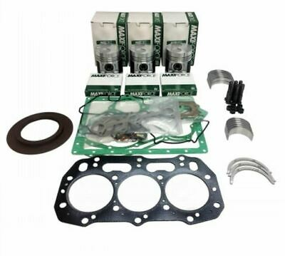 New Holland T1520 T2220 Boomer 2035 Tractor Engine Overhaul Rebuild Kit