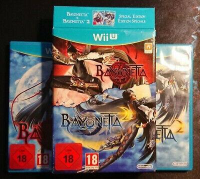Bayonetta Special Edition per Wii U