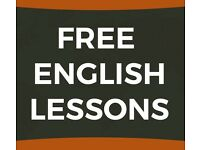 English Class - free lessons