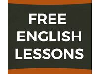 FREE ENGLISH LESSONS - LONDON E17 - EVENING CLASSES