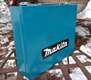 Old Makita box