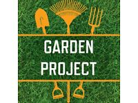 THE GARDEN PROJECT - CREATE THE PERFECT GARDEN ! 3D visualization garden ||Landscaping &gardening