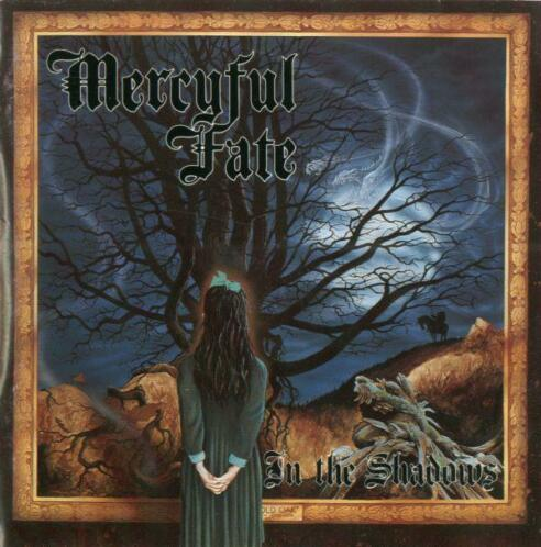 cd - Mercyful Fate - In The Shadows