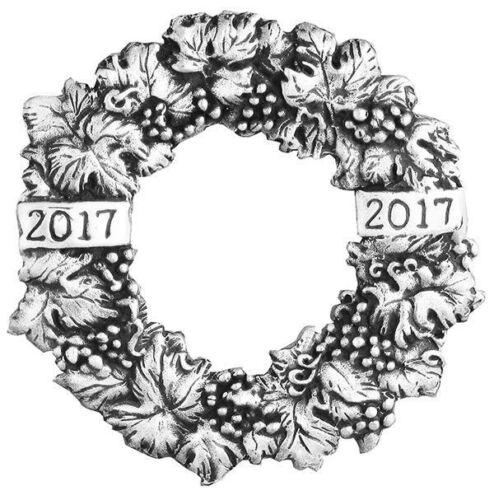 Hand & Hammer 2017 Wreath ornament