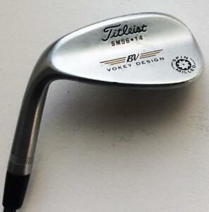 Titleist Vokey Design 56* Sandwedge SW Spin Milled GAUCHER