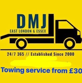24 HOUR BREAKDOWN RECOVERY SERVICES, TOWING SERVICES FROM £30 ANY CAR VAN 4x4