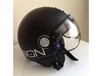 MOMO DESIGN Crash Helmet - Price Reduced only £35