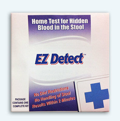 Ez Detect Colon Disease   One Complete Home Test    New