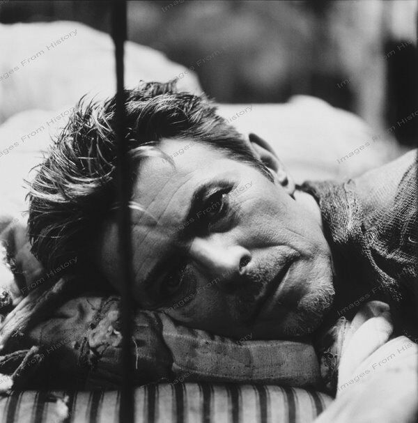 8x10 Print David Bowie Portrait #DB83