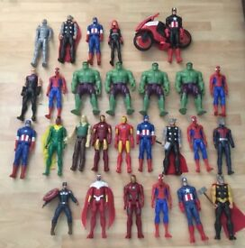 *** WANTED *** Marvel Titan Figures like the picture