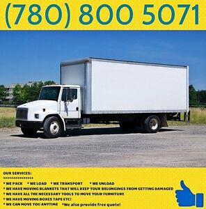 Best Edmonton Moving Services You Could Rely On> (780) 800 5071