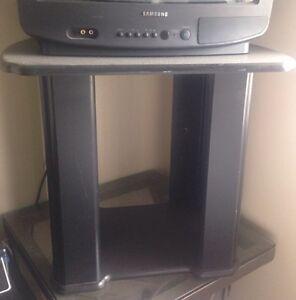 TV Stand = $10 (Light scratches on the top)