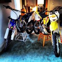 Very clean 2012 Yz250f $5000 Obo