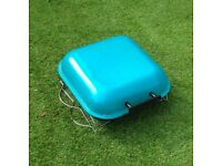 Compact camping & picnic barbeque