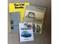 Classic Car VW Beetle & Campervan Bay Items