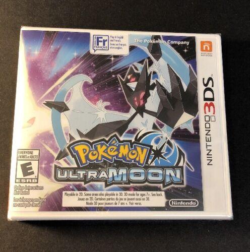 Купить Nintendo - Pokemon Ultra Moon (3DS) NEW