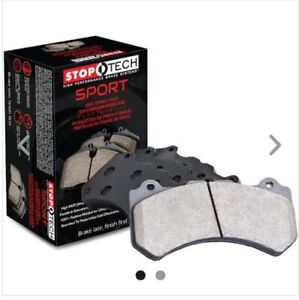 LEXUS ISF STOPTECH BRAKE PADS (FRONT)