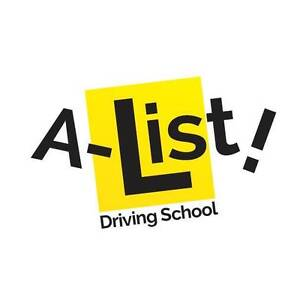 A-List Driving School North Strathfield Canada Bay Area Preview