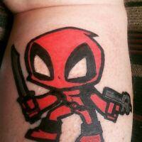 Starkiller Apprentice Tattooist