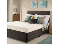 !!Sale Now On!! New Divan Beds .Single .Double. King. Super Size.