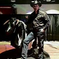 Mechanical Bull and other awesome party rentals