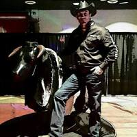 Mechanical bull rental and other fun party rentals